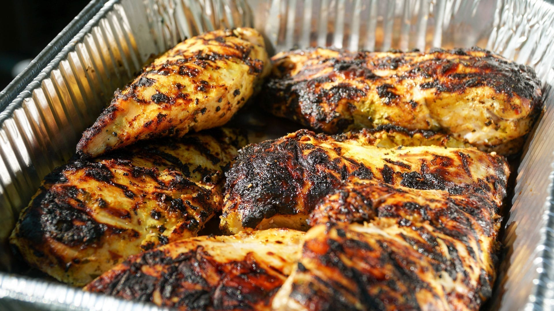 Alan's Chicken Breast Marinade