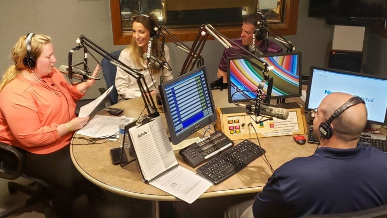 On Air with Kelly & Jim | Home Advantage with Kelly Warren