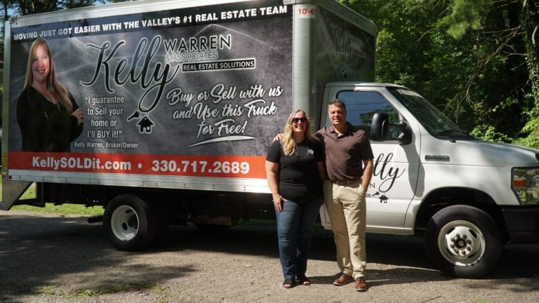 Free Moving Truck | Home Advantage with Kelly Warren