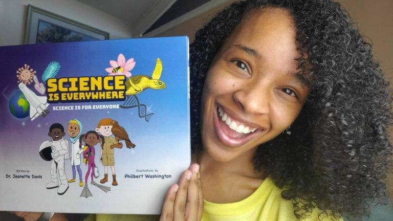 Science is EVERYWHERE: Science is for EVERYONE | Clark's Cozy Corner