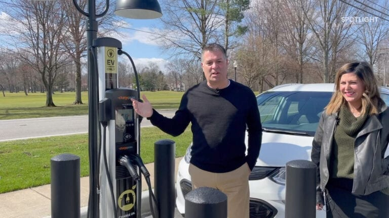 ChargePoint Car Chargers | In The Spotlight